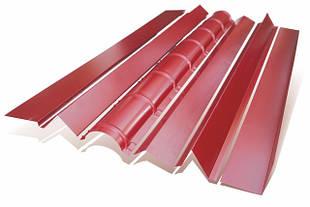 Комплектуючі планки для даху