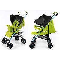 Детская прогулочная коляска трость TILLY Smart BT-SB-0007 GREEN