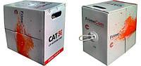 Кабель UTP FrimeCom CCA Cat5E 24AWG x 4P Solid 0.51 305 м