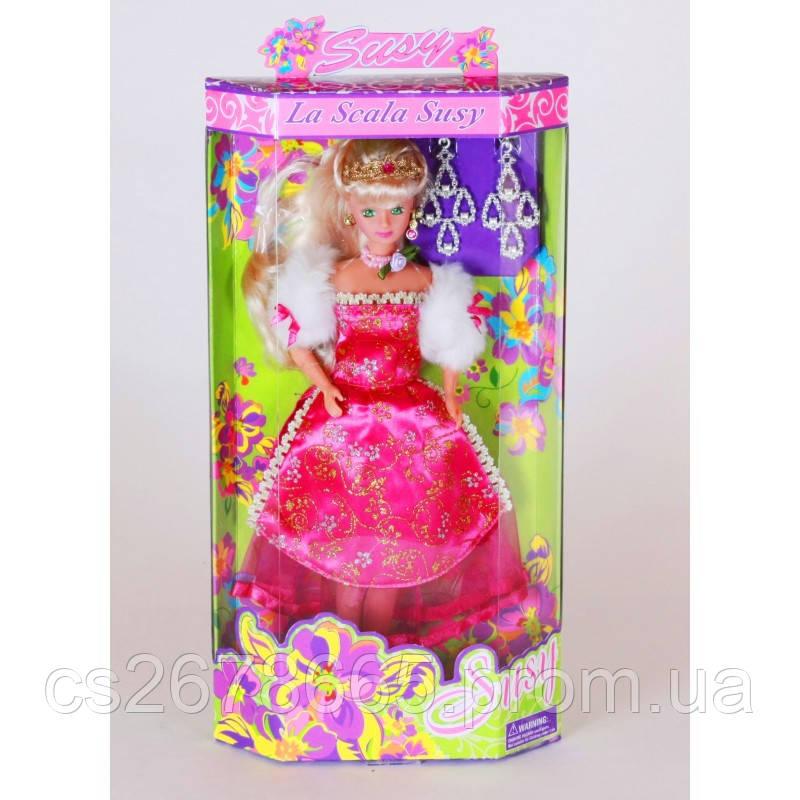 "Кукла Сьюзи ""Принцесса"" 2813WBX блондинка"