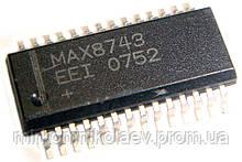 Микросхема MAXIM MAX8743EEI для ноутбука