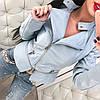 Куртка Premium экокожа 1728, фото 2