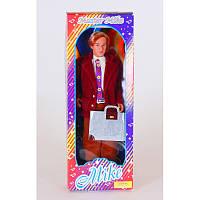 "Кукла Майкл ""Учитель"" 2912WBX"