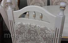 Деревянный стул Бреда высокий цвет пирти (слоновая кость) патина, фото 2