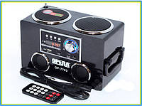 Портативная колонка MP3 OP-7703