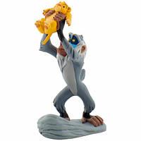 Фигурка Рафики и львенок Симба, Disney Король Лев, Bullyland (12256)