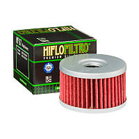 Фильтр масляный Hiflo HF137, фото 1