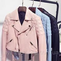Куртка Premium экокожа 1604