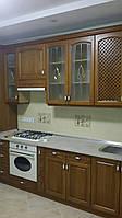 Деревянные фасады.Кухни с деревянными фасадами