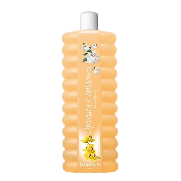 Пена для ванны «Орхидея и гардения» Avon, Эйвон, Ейвон, 500 мл