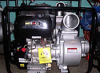 Мотопомпа  SENCI  SCWP 100С