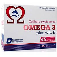 OLIMP Gold Omega-3 45 % + Vit E 120 caps