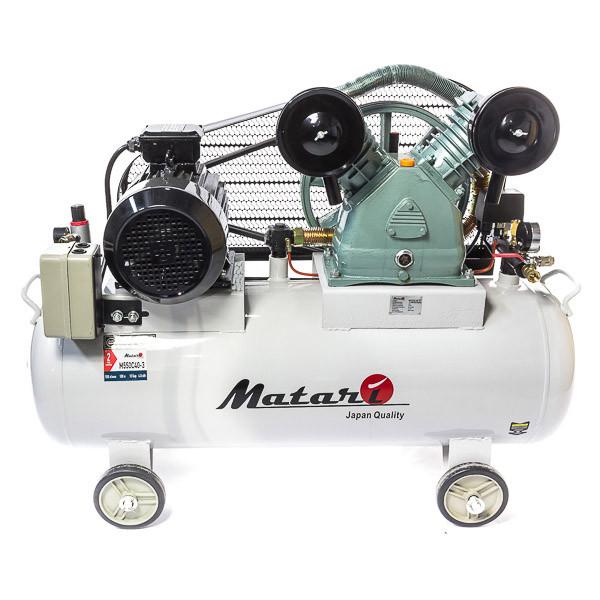 Компрессор Matari M405D30-3 Производительность - 500 л. Объём ресивера - 200 л.