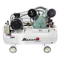Компрессор Matari M550E40-3 Производительность - 630 л. Объём ресивера - 270 л., фото 1