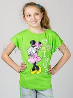 Детская трикотажная футболка Микки, Golfstream