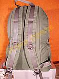 Рюкзак спортивный городской Козак 1225 хаки 35 литров, фото 4