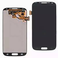 Дисплей (экран) + сенсор (тач скрин) SAMSUNG Galaxy S4 (i9500, i337, i9505) black (оригинал)