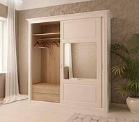 Деревянный шкаф-купе на заказ, фото 1