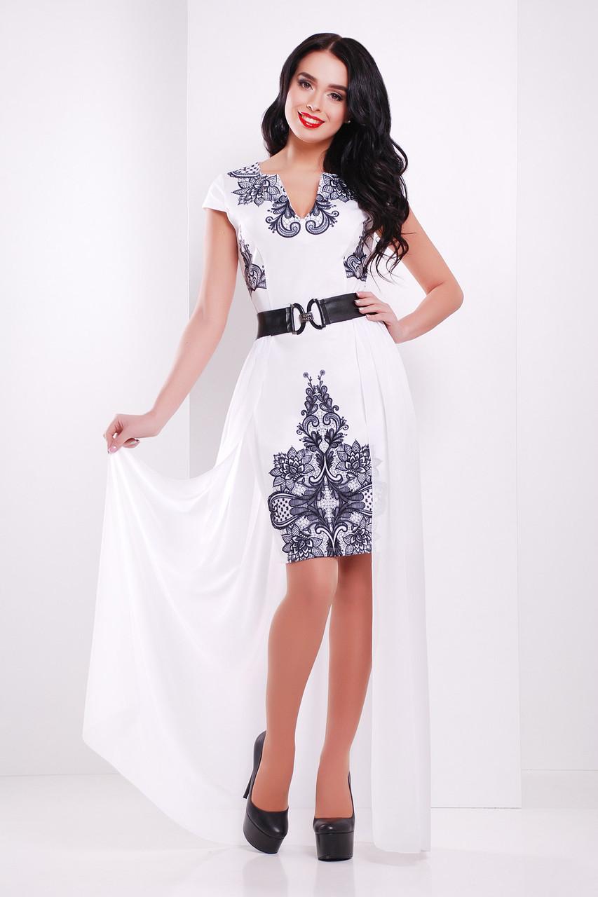 красивое фото белое платье