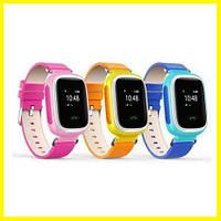Детские умные часы Smart Baby Watch Q60 с GPS-трекером отслеживания Есть 3 цвета!!