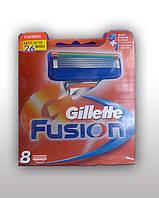 Картриджи Gillette Fusion (8шт)