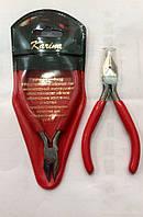 Кусачки Карина ногтевые с красными ручками