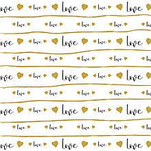 """Папір текстурний односторонній """"Love"""".  А4. 220 г/м"""