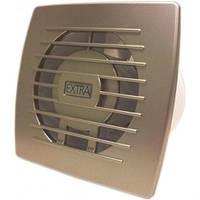 Вентилятор вытяжной Extra E100 золотистый
