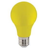 "LED лампа ""SPECTRA"" 3W Е27 желтая"