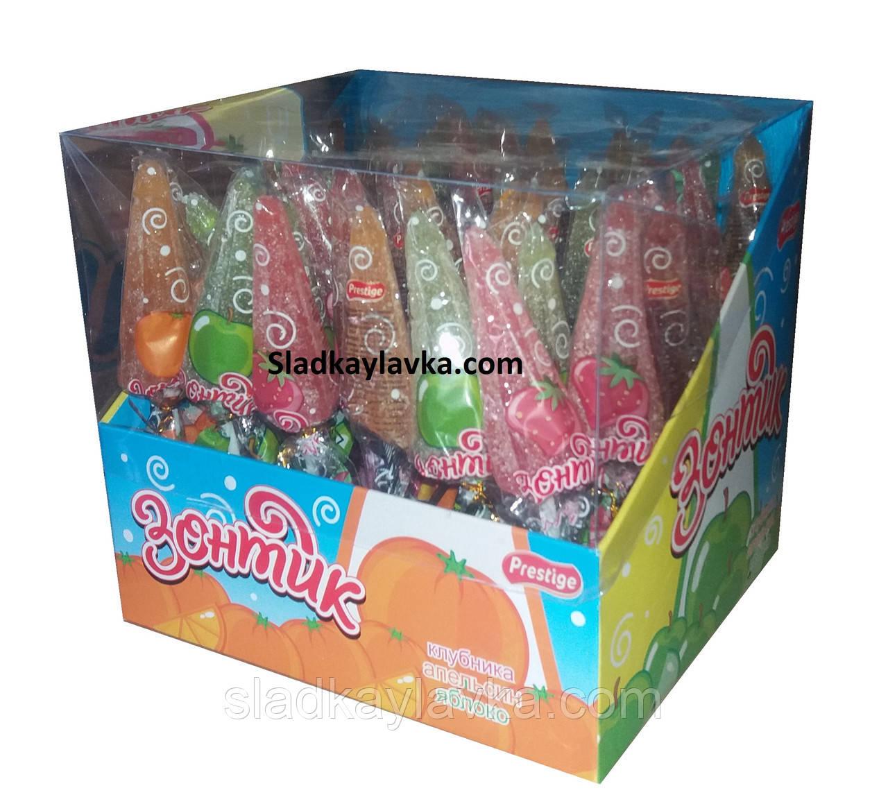 Желейная конфета Зонтик 36 шт 648 г (Prestige)