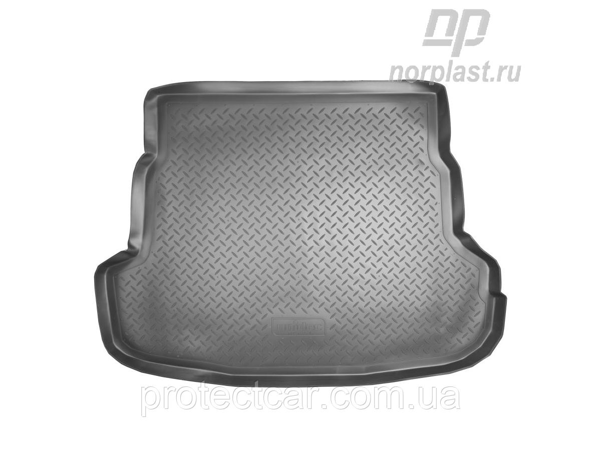 Коврик поддон в багажник Mazda 6 SD (2007-2012) Мазда 6 седан.