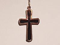 Золотой крестик. Артикул 423217ж