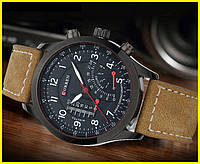Мужские крутые часы Curren 8152