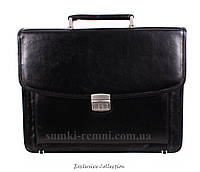 Кожаный портфель для доловых мужчин, фото 1