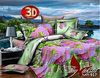 Комплект постельного белья двуспальный ТМ TAG  XHY917