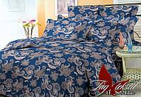 Комплект постельного белья двуспальный ТМ TAG HL322BLUE