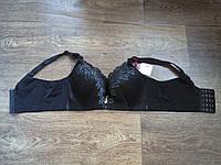 Бюстье оздоравливающее корректирующее цвет черный D - 90,95