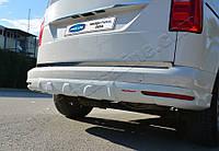 Volkswagen Caddy 2015+ Кромка багажника