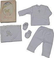 Комплект для крещения детский для мальчика
