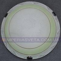 Светильник накладной, на стену и потолок IMPERIA двухламповый (таблетка) LUX-501551
