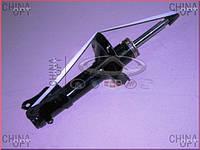 Амортизатор передний, левый / правый, A112905010BA, Чери Амулет, Форза, Кари, А15, масляный, MAGNUM - A11-2905