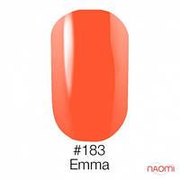 Гель-лак Naomi Neon Color 183 - Emma, 6 мл