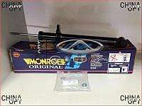 Амортизатор задний левый / правый, A112915010AB, Чери Амулет, Форза, А13, А15, масляный, MONROE - A11-2915010A