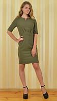 Платье офисное короткое MEES 6463, Турция, фото 1
