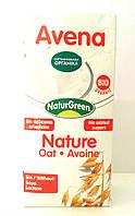 Молоко органическое растительное овсяное Natur Green 1 литр, фото 1