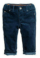 Вельветовые штаны 6-9мес