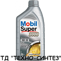 Моторное масло MOBIL SUPER 3000 Formula LD 0W-30 (1л)