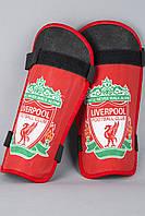 Щитки Ливерпуль, Liverpool, красные, ф4627