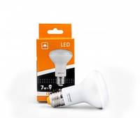 Лампа 7W 4200К Е27 ЛЕД, фото 1