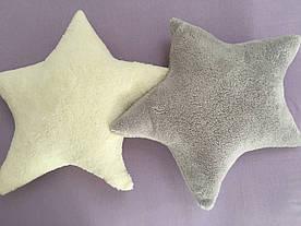 Декоративная подушка Barine - Star ecru 44*44